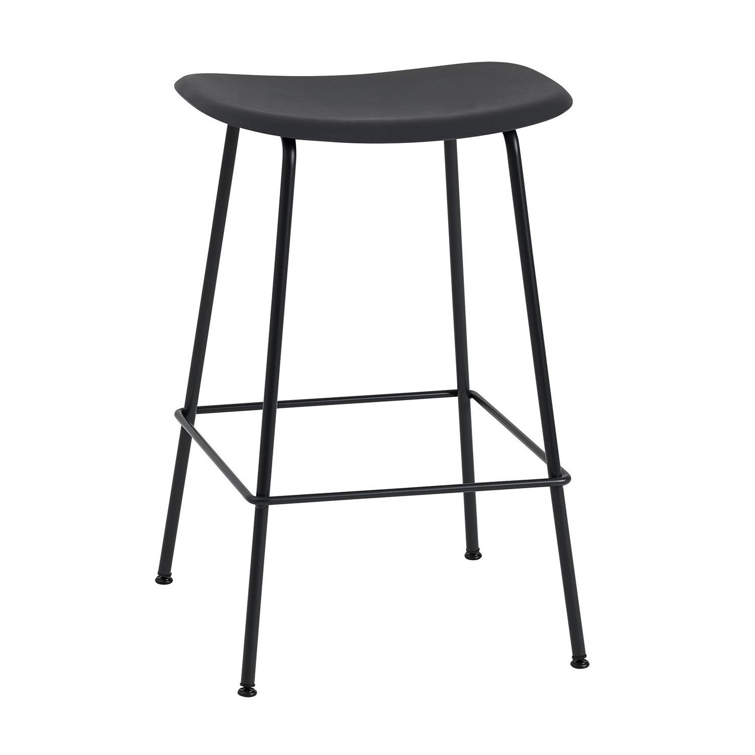 Muuto Fiber Bar Stool 65cm Ambientedirect