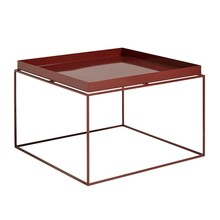 HAY - Tray Coffee Table High Gloss L