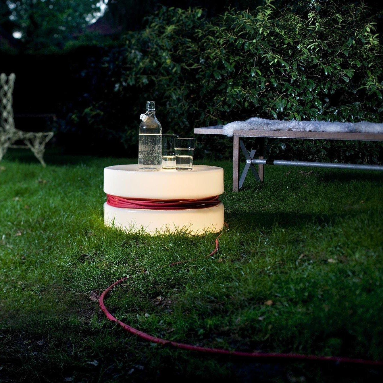 authentics yoyo lampe poser lampe de jardin ambientedirect. Black Bedroom Furniture Sets. Home Design Ideas