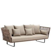 Kettal - Bitta 3-seater Outdoor Sofa