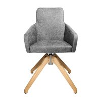 Wagner - W-Cube 1 CL Lounge Armchair