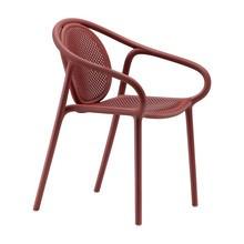 Pedrali - Chaise de jardin avec accoudoirs Remind 3735