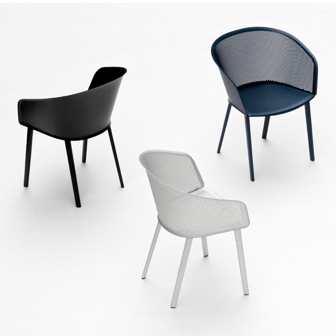 Stampa - Chaise de jardin avec accoudoirs | Kettal ...