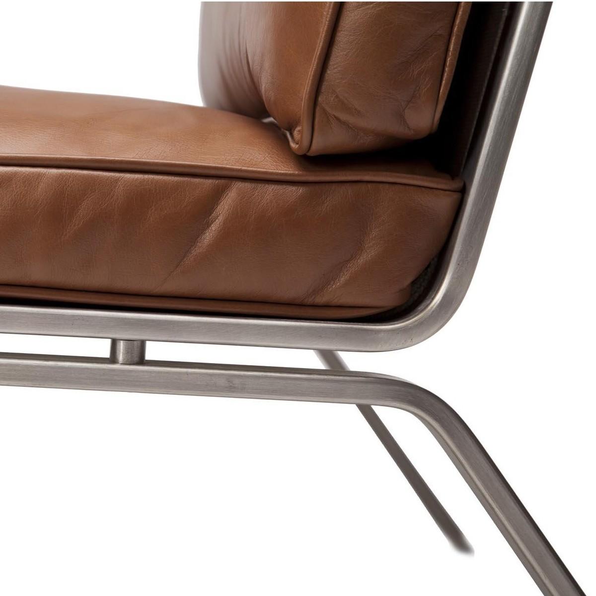 man lounge 3 sitzer ledersofa norr 11. Black Bedroom Furniture Sets. Home Design Ideas