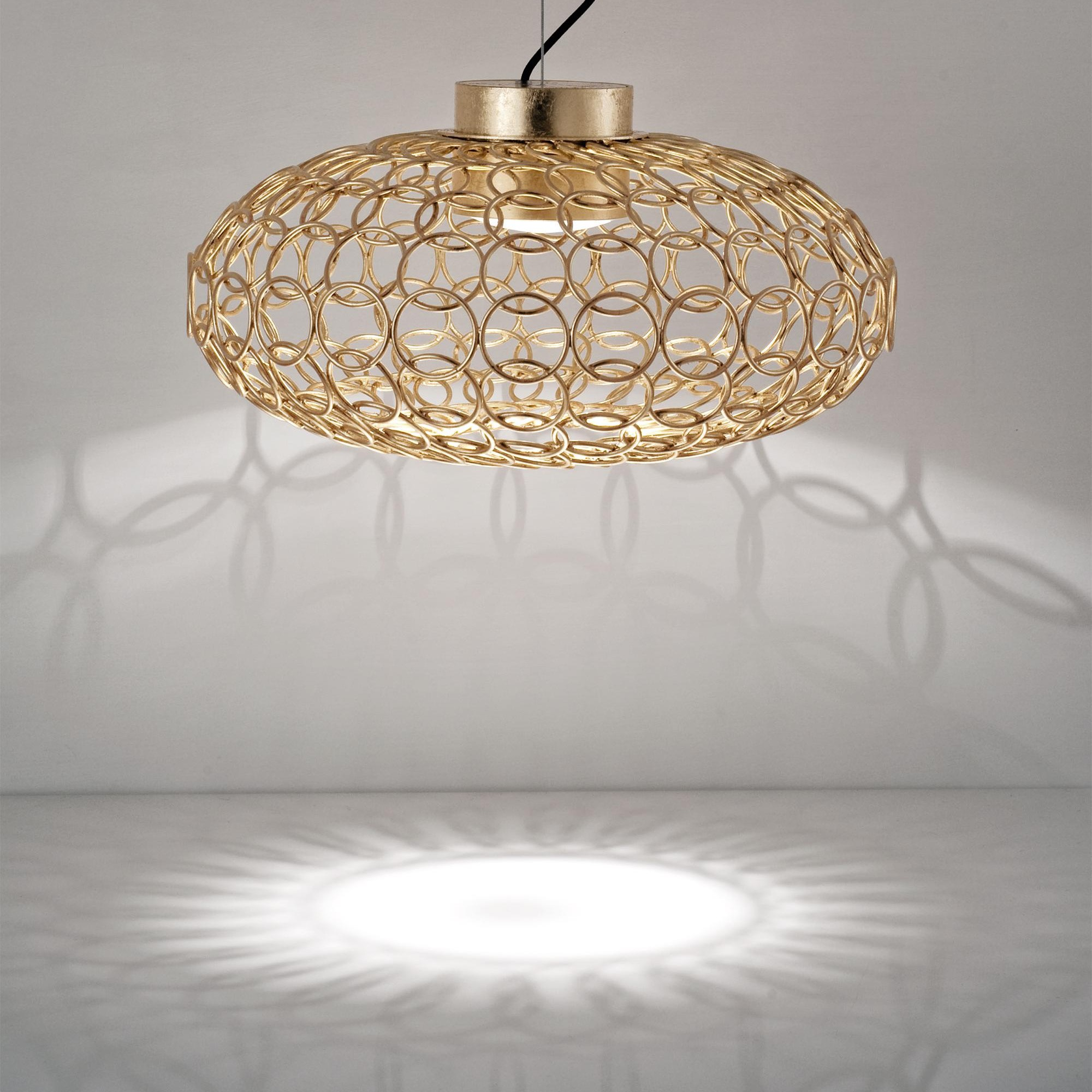 de R LED G Ø50cm A Lámpara suspensión vm8Nn0wO