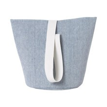 ferm LIVING - Chambray Korb M