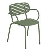 emu - Chaise de jardin avec accoudoirs Mom
