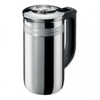 KitchenAid - KitchenAid Artisan Kaffeezubereiter - edelstahl/inkl. Teefilter in Edelstahl