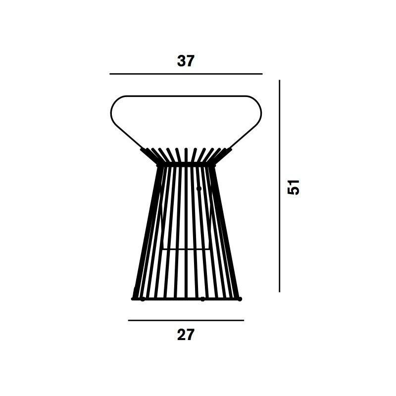 Line Drawing Table : Metafisica table lamp diesel ambientedirect