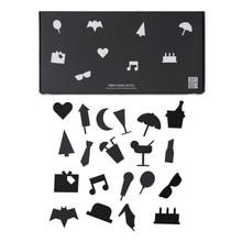 Design Letters - Message Board - Symboles tableau de messages