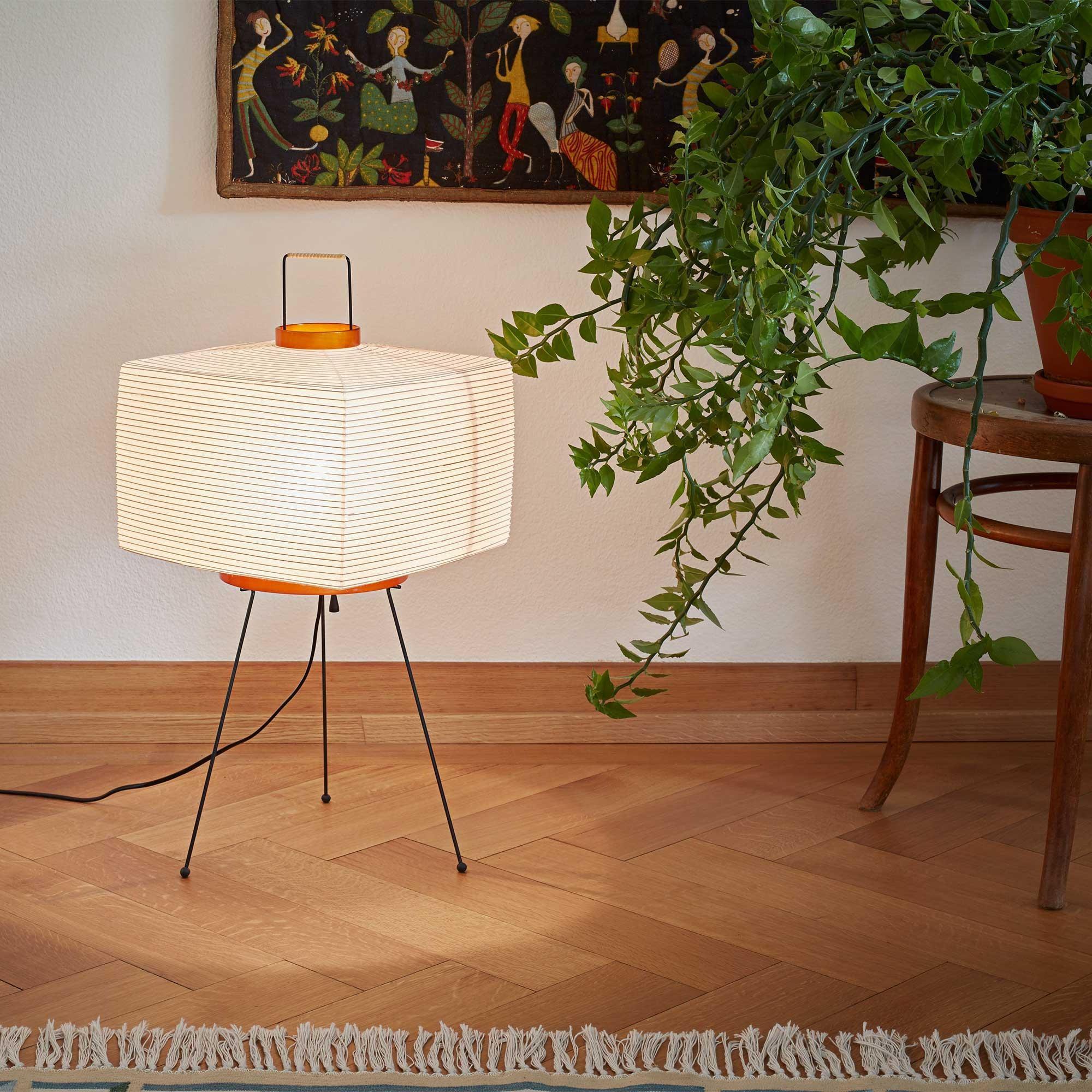 Vitra Akari 7a Table Lamp Ambientedirect