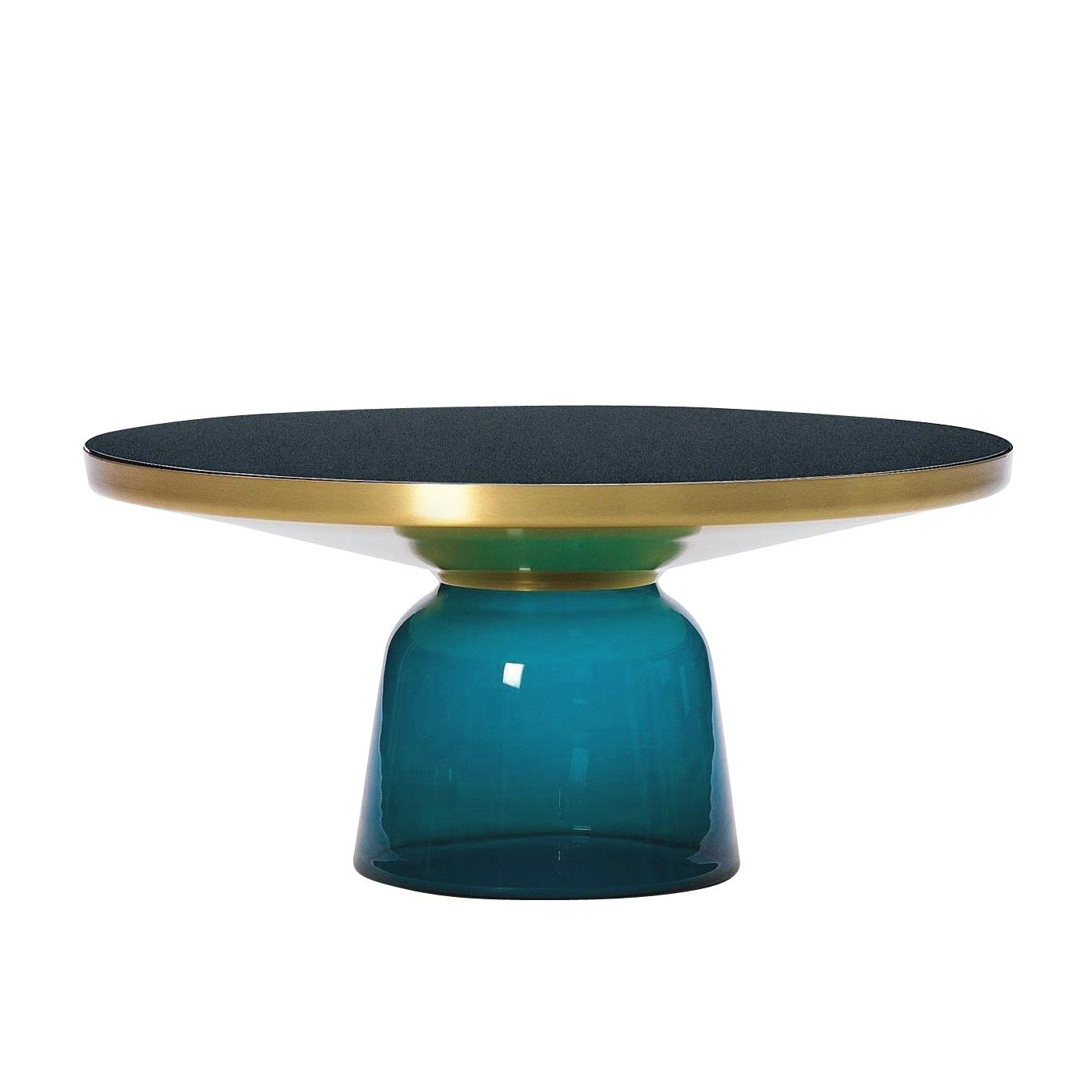 Classicon Bell Coffee Table Brass Ambientedirect