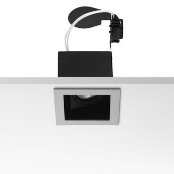 Flos - Micro Battery verstellbarer Einbaustrahler
