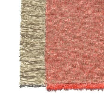 e15 - e15 Estiva Decke  - Koralle/LxB 145x190cm