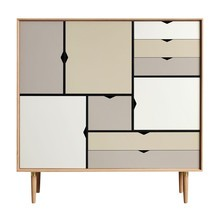 Andersen Furniture - Andersen Furniture S3 Kommode Fronten bunt