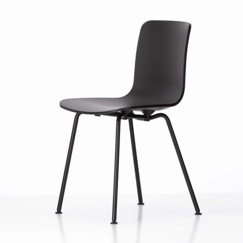 Vitra - Hal Tube Stuhl Gestell schwarz