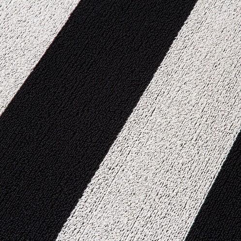 Chilewich - Shag Bold Stripe Läufer 150x91cm