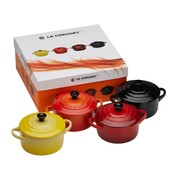 Le Creuset - Mini Casserole Set of 4