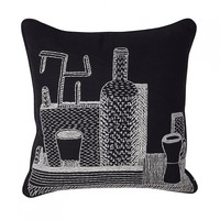 HAY - Embroidered Cushion Bottle