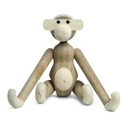 Kay Bojesen Denmark - Wooden Figurine Monkey Small Maple