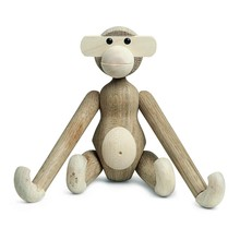 Kay Bojesen Denmark - Figura de madera mono pequeño arce