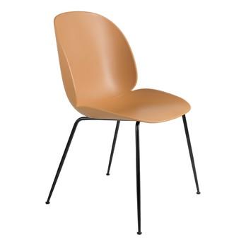 Gubi - Beetle Dining Chair Gestell schwarz