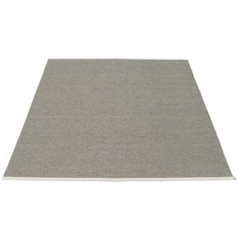 pappelina - Mono Teppich 180x220cm - Charcoal dunkelgrau
