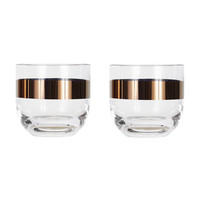 Tom Dixon - Tank Whiskyglas 2er Set