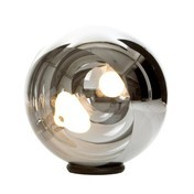 Tom Dixon - Mirror Ball Floor Bodenleuchte - chrom/Polycarbonat/Ø 40 cm
