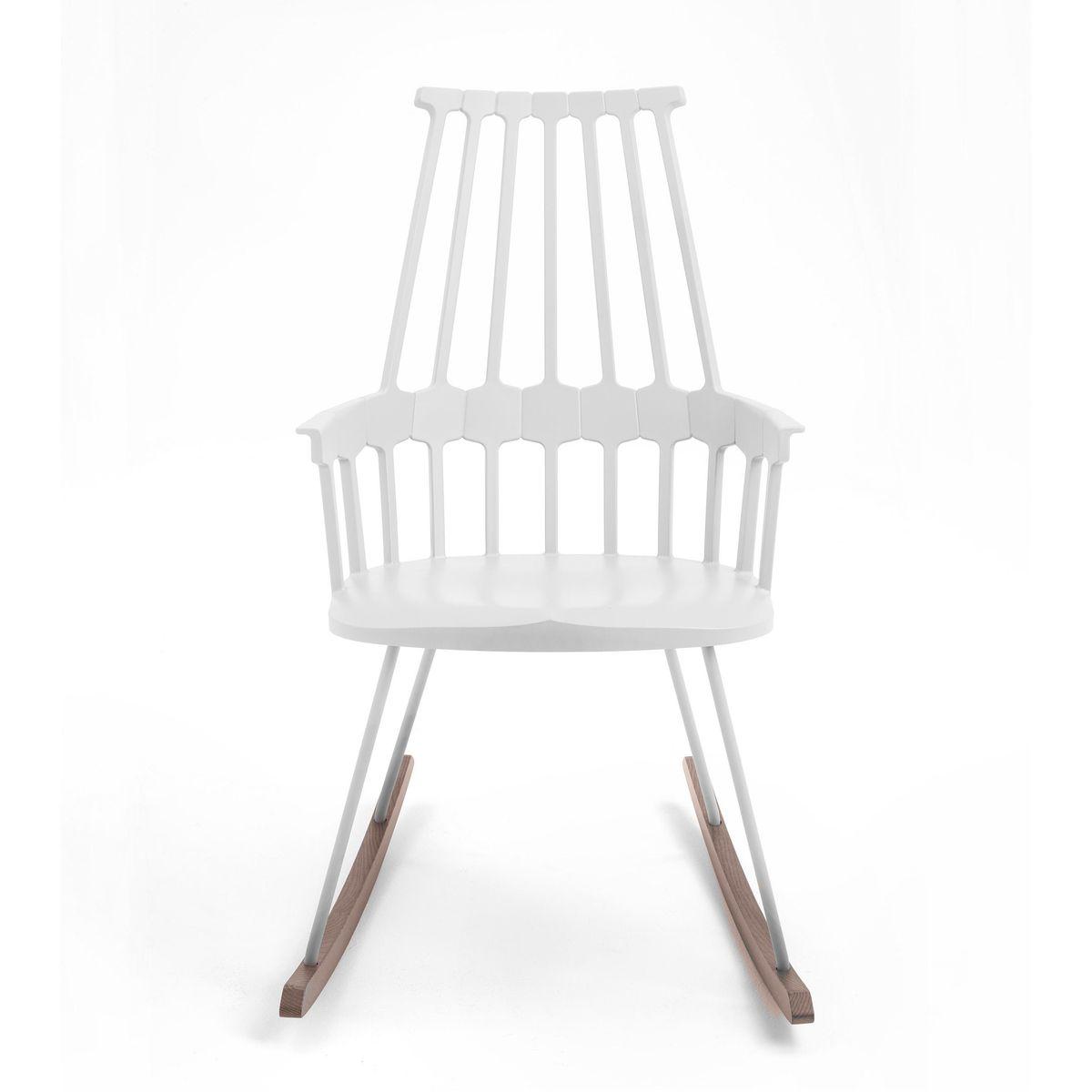 Comback chair schaukelstuhl kartell for Schaukelstuhl kufen