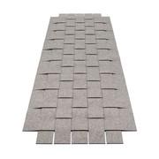Hey-Sign - Woven Carpet Stipes 10cm