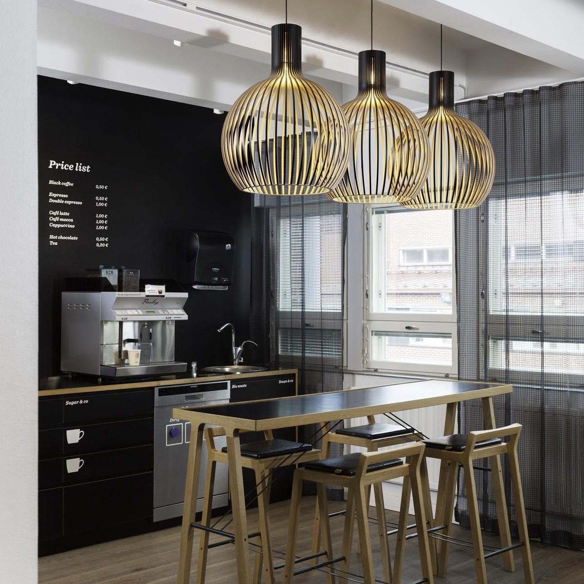 octo 4240 pendelleuchte secto design. Black Bedroom Furniture Sets. Home Design Ideas