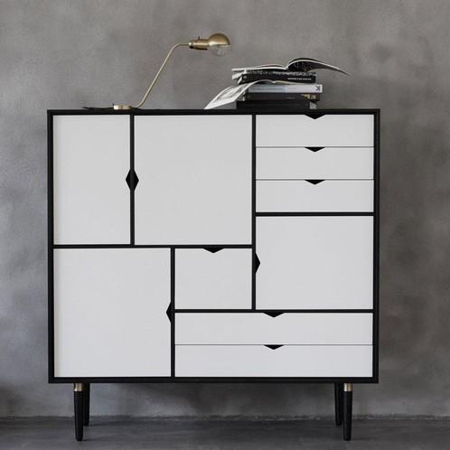 Andersen Furniture - Andersen Furniture S3 Kommode Fronten weiß