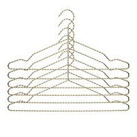HAY - Twisted Coat Hanger Set Of 6
