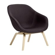 HAY - About a Lounge Chair AAL 83 Sessel Gestell matt lackiert
