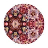 Moooi Carpets - Festival Inferno Carpet Round