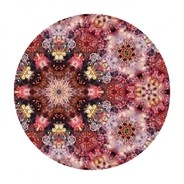 Moooi Carpets - Festival Inferno - Tapis ronde