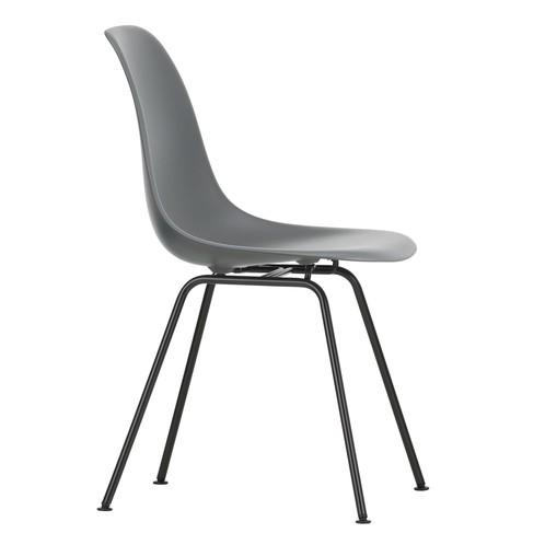 Eames Plastic Side Chair DSX Gestell schwarz