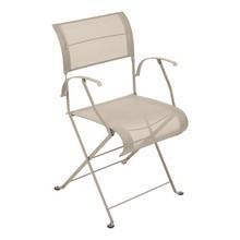 Fermob - Chaise avec accoudoirs de jardin Dune Premium