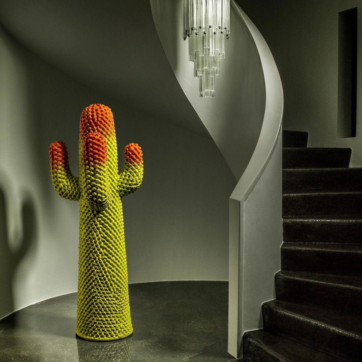 Gufram cactus porte manteaux gufram guido drocco - Cactus porte manteau ...