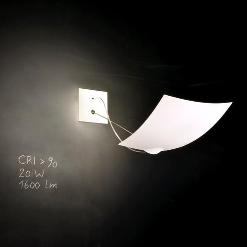Ingo Maurer - 18 x 18 LED Wand-/Deckenleuchte