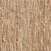 Nanimarquina - Knitted Teppich - natur/Jute/170x240cm