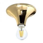 Mawa Design - Etna Deckenleuchte - messing/glänzend/exkl. Leuchtmittel
