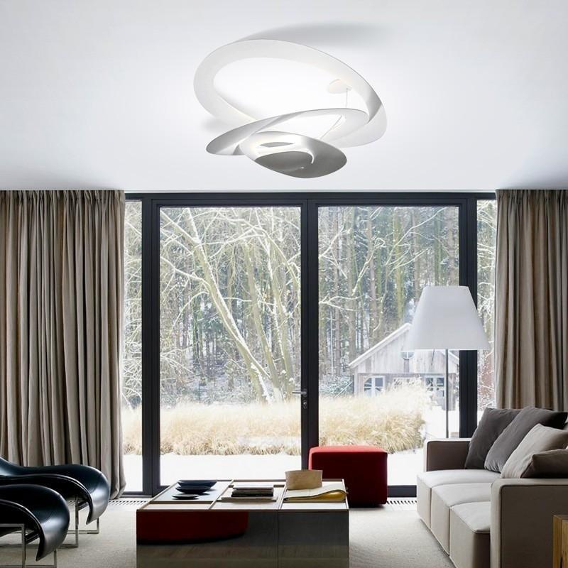 Artemide Pirce Mini : artemide pirce mini ceiling lamp ambientedirect ~ A.2002-acura-tl-radio.info Haus und Dekorationen