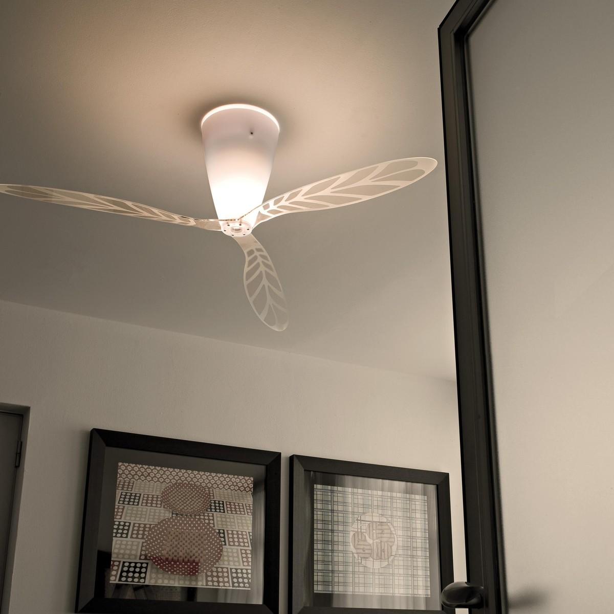blow ventilateur et plafonnier luceplan. Black Bedroom Furniture Sets. Home Design Ideas