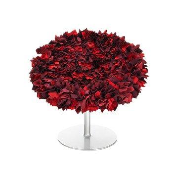 Moroso - Bouquet Sessel - rot/zyklam/bordeau