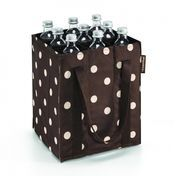Reisenthel - Bottlebag - mocha dots