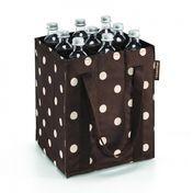 Reisenthel - Bottlebag - mocha dots