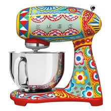 Smeg - Limited edition D&G SMF03 keukenmachine