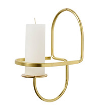 HAY - Lup Wall Half-Round Candle Holder